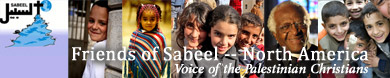 Friends of Sabeel - North America